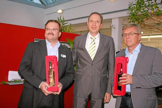 Markus Duchatsch, Herr Dr. Bill, Norbert Zettl